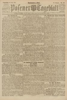 Posener Tageblatt. Jg.60, Nr. 127 (28 Juli 1921)