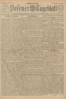 Posener Tageblatt. Jg.60, Nr. 128 (29 Juli 1921)