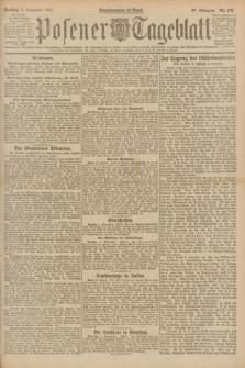 Posener Tageblatt. Jg.60, Nr. 157 (2 September 1921)