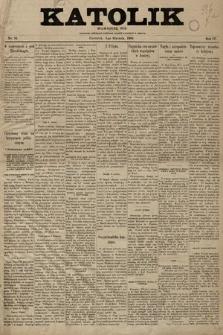 Katolik : czasopismo poświęcone interesom Polaków katolików wAmeryce. R.4, 1900, nr34