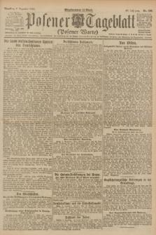 Posener Tageblatt (Posener Warte). Jg.60, Nr. 236 (6 Dezember 1921)