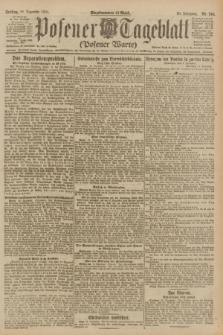 Posener Tageblatt (Posener Warte). Jg.60, Nr. 244 (16 Dezember 1921)