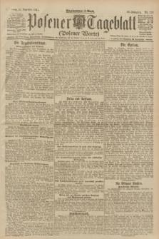 Posener Tageblatt (Posener Warte). Jg.60, Nr. 253 (28 Dezember 1921)
