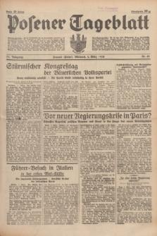 Posener Tageblatt. Jg.77, Nr. 49 (2 März 1938) + dod.
