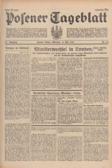 Posener Tageblatt. Jg.77, Nr. 112 (18 Mai 1938) + dod.