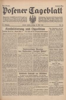Posener Tageblatt. Jg.77, Nr. 114 (20 Mai 1938) + dod.