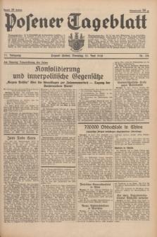 Posener Tageblatt. Jg.77, Nr. 138 (21 Juni 1938) + dod.