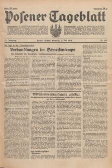 Posener Tageblatt. Jg.77, Nr. 148 (3 Juli 1938) + dod.