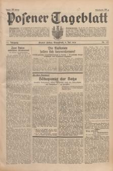 Posener Tageblatt. Jg.77, Nr. 153 (9 Juli 1938) + dod.