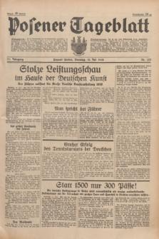 Posener Tageblatt. Jg.77, Nr. 155 (12 Juli 1938) + dod.