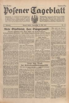 Posener Tageblatt. Jg.77, Nr. 157 (14 Juli 1938) + dod.