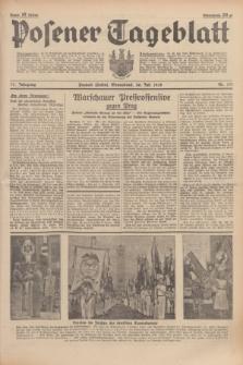 Posener Tageblatt. Jg.77, Nr. 171 (30 Juli 1938) + dod.