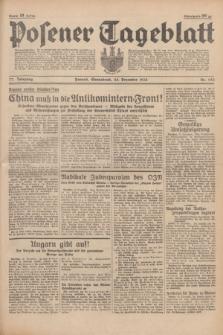 Posener Tageblatt. Jg.77, Nr. 293 (24 Dezember 1938) + dod.