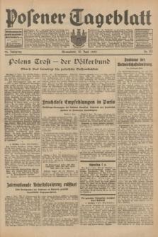 Posener Tageblatt. Jg.72, Nr. 131 (10 Juni 1933) + dod.