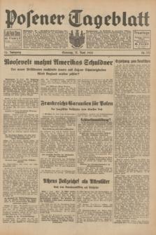 Posener Tageblatt. Jg.72, Nr. 132 (11 Juni 1933) + dod.