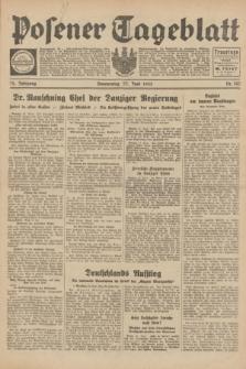 Posener Tageblatt. Jg.72, Nr. 140 (22 Juni 1933) + dod.