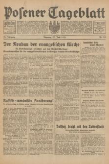 Posener Tageblatt. Jg.72, Nr. 144 (27 Juni 1933) + dod.
