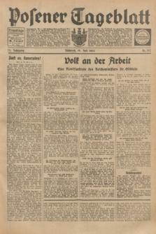 Posener Tageblatt. Jg.72, Nr. 162 (19 Juli 1933) + dod.