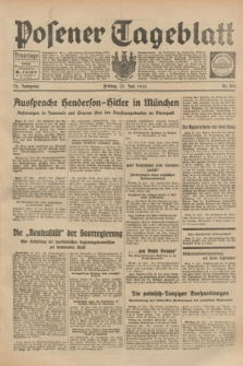 Posener Tageblatt. Jg.72, Nr. 164 (21 Juli 1933) + dod.