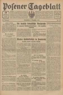 Posener Tageblatt. Jg.72, Nr. 277 (2 Dezember 1933) + dod.