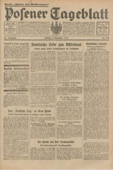 Posener Tageblatt. Jg.72, Nr. 282 (8 Dezember 1933) + dod.