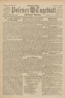 Posener Tageblatt (Posener Warte). Jg.61, Nr. 229 (10 Oktober 1922) + dod.