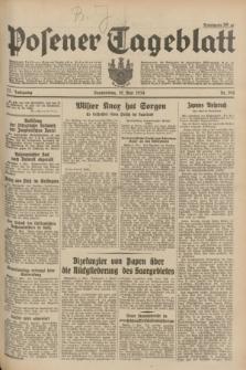 Posener Tageblatt. Jg.73, Nr. 104 (10 Mai 1934) + dod.