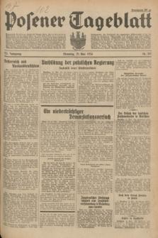 Posener Tageblatt. Jg.73, Nr. 107 (15 Mai 1934) + dod.