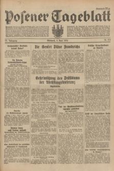 Posener Tageblatt. Jg.73, Nr. 124 (6 Juni 1934) + dod.
