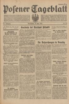Posener Tageblatt. Jg.73, Nr. 133 (16 Juni 1934) + dod.