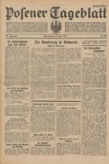 Posener Tageblatt. Jg.73, Nr. 139 (23 Juni 1934) + dod.