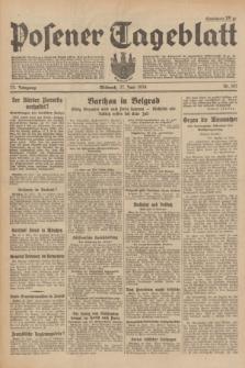 Posener Tageblatt. Jg.73, Nr. 142 (27 Juni 1934) + dod.