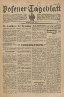 Posener Tageblatt. Jg.73, Nr. 145 (1 Juli 1934) + dod.