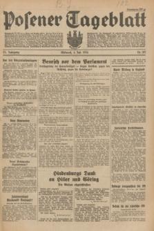 Posener Tageblatt. Jg.73, Nr. 147 (4 Juli 1934) + dod.