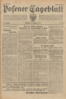 Posener Tageblatt. Jg.73, nr 282 (12 Dezember 1934) + dod.