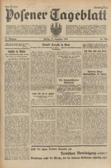 Posener Tageblatt. Jg.73, nr 284 (14 Dezember 1934) + dod.