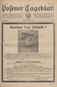 Posener Tageblatt. Jg.74, Nr. 110 (14 Mai 1935) + dod.
