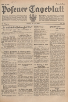 Posener Tageblatt. Jg.74, Nr. 166 (23 Juli 1935) + dod.