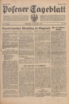 Posener Tageblatt. Jg.74, Nr. 264 (16 November 1935) + dod.