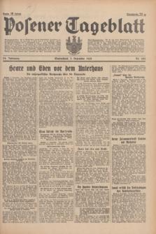 Posener Tageblatt. Jg.74, Nr. 282 (7 Dezember 1935) + dod.
