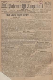Posener Tageblatt (Posener Warte). Jg.66, Nr. 1 (1 Januar 1927) + dod.