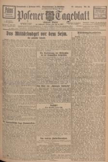 Posener Tageblatt (Posener Warte). Jg.66, Nr. 28 (5 Februar 1927) + dod.