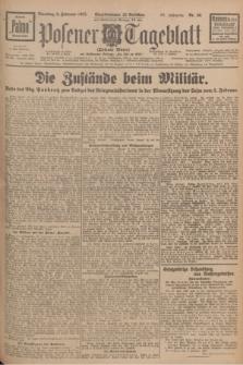 Posener Tageblatt (Posener Warte). Jg.66, Nr. 30 (8 Februar 1927) + dod.