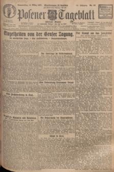 Posener Tageblatt (Posener Warte). Jg.66, Nr. 56 (10 März 1927) + dod.