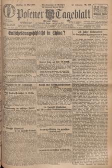 Posener Tageblatt (Posener Warte). Jg.66, Nr. 108 (13 Mai 1927) + dod.