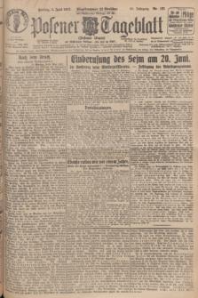 Posener Tageblatt (Posener Warte). Jg.66, Nr. 125 (3 Juni 1927) + dod.
