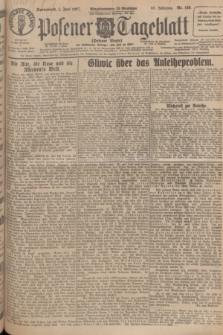 Posener Tageblatt (Posener Warte). Jg.66, Nr. 126 (4 Juni 1927) + dod.