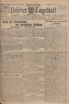 Posener Tageblatt (Posener Warte). Jg.66, Nr. 129 (9 Juni 1927) + dod.