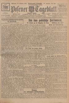 Posener Tageblatt (Posener Warte). Jg.66, Nr. 239 (19 Oktober 1927) + dod.