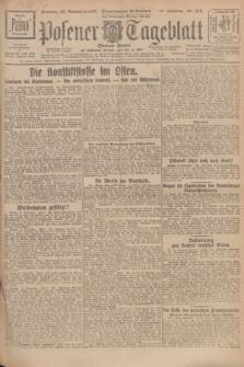Posener Tageblatt (Posener Warte). Jg.66, Nr. 272 (29 November 1927) + dod.
